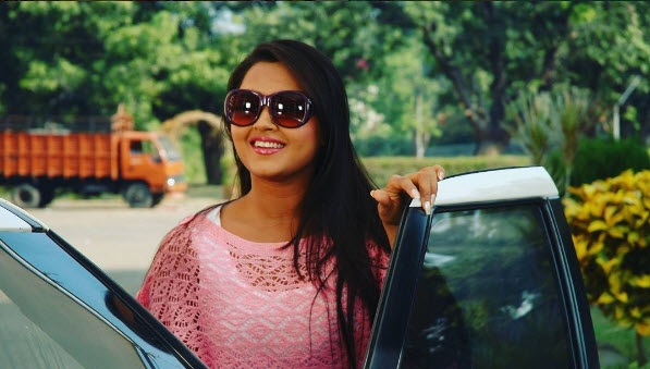 kajal raghwani of image