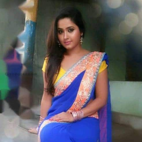 Kajal Raghwani Oldest Photo