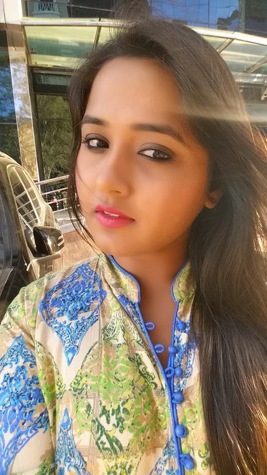 Kajal Raghwani Bhojpuri Actress Old Photos